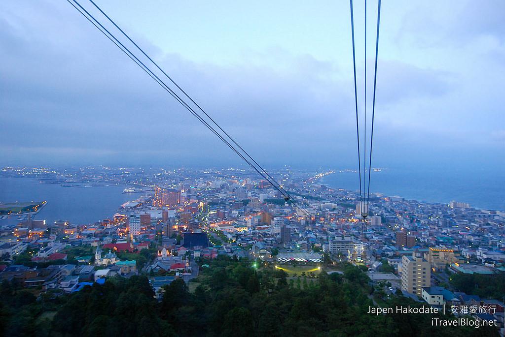 《函館自由行攻略》日本北海道函館二天一夜經典景點自助行懶人包!