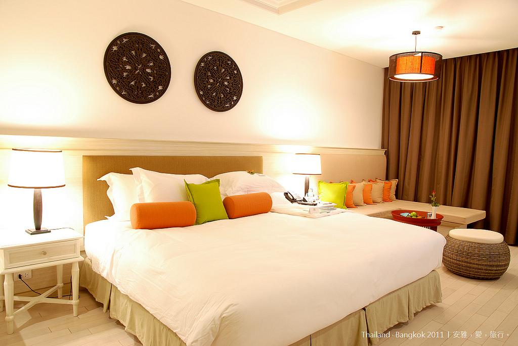 《普吉島飯店推薦》Natai Beach Resort & Spa Phang Nga:納泰海灘水療度假村。(房間篇)