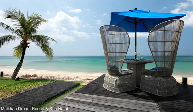 《普吉島飯店推薦》Natai Beach Resort & Spa Phang Nga:納泰海灘水療度假村。(餐飲&環境)。