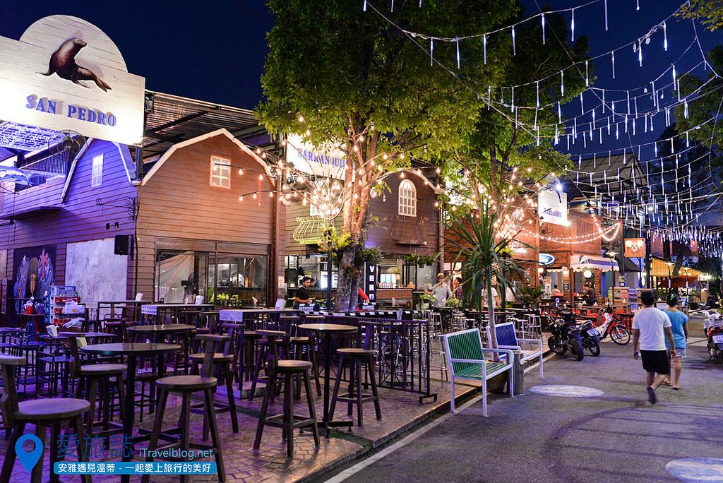 《清邁景點推薦》The Harbour:清邁海港概念主題的購物商場。