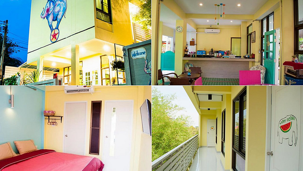 The 40 New Open Hotels and Hostels in Chiang Mai in 2015, Thailand.