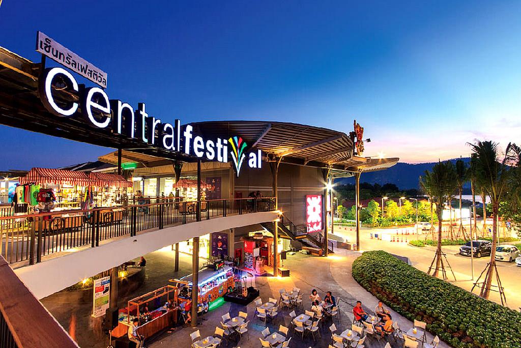《蘇美島購物血拼》Central Festival Samui Shopping Mall 蘇美購物中心唯一首選,就在好好逛的查汶大街上!