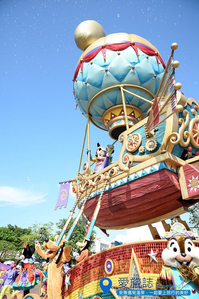 《香港迪士尼》迪士尼遊行時間、路線、日夜間表演內容總整理!