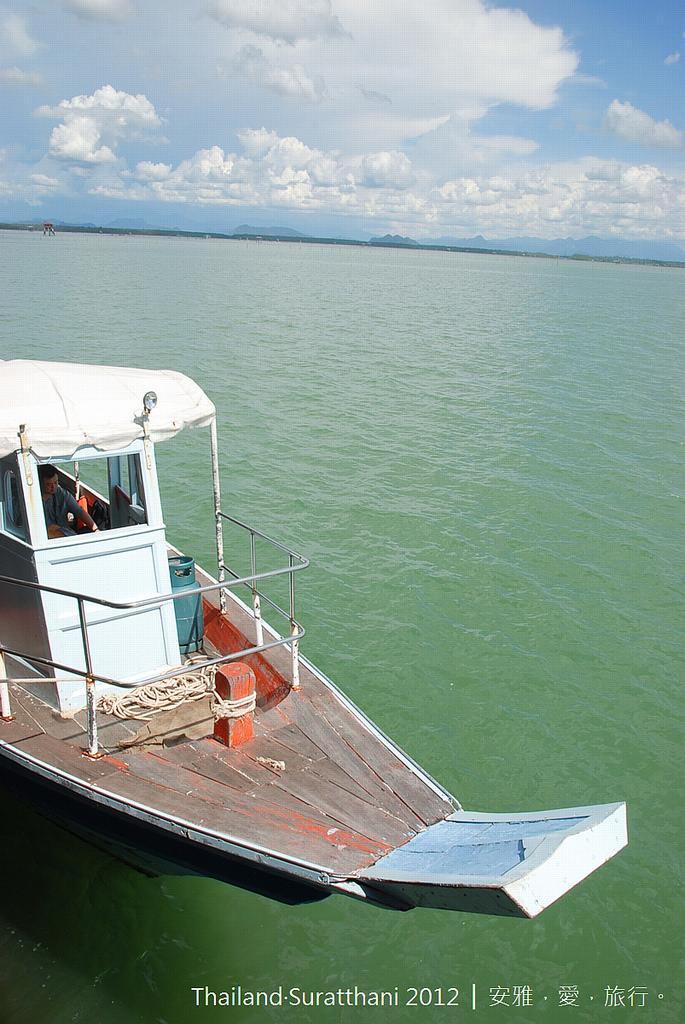 泰國 蘇叻他尼 │ 輕綠旅行走訪,海上觀光牧場 Sinmana Farmstay。