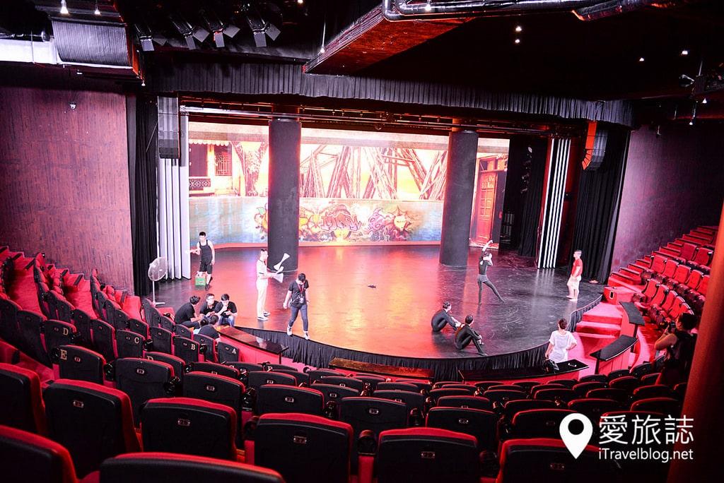 《河內景點推薦》Ionah Show:結合舞蹈、特技、魔術與光影投射的現代舞劇表演。