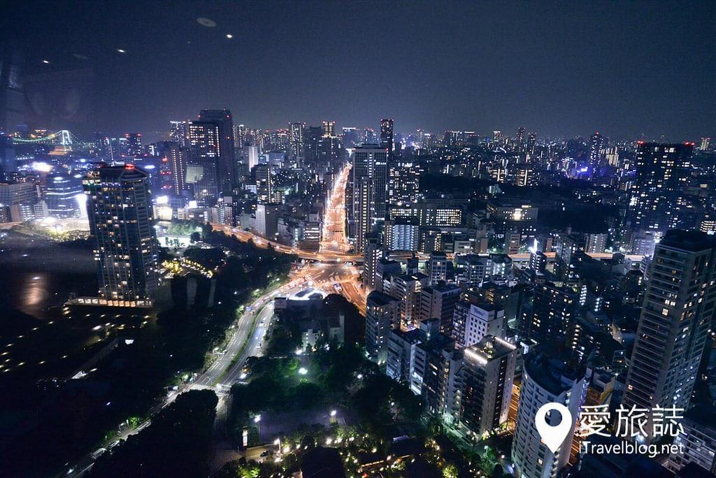 《東京景點推薦》東京鐵塔 Tokyo Tower:東京經典夜景,同場加映高空驚魂健行記。