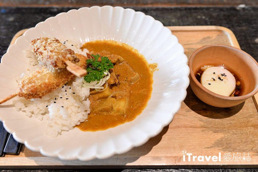 《清邁美食餐廳》Local Cafe @Think Park:融合日泰風格的尼曼商圈創意料理餐廳。