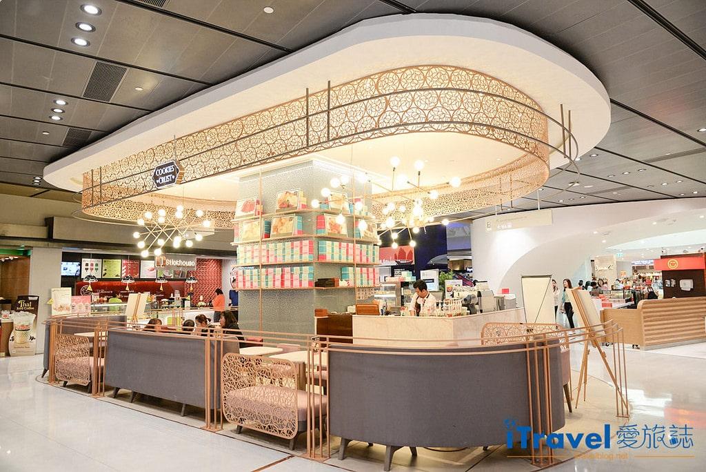 《曼谷美食餐廳》The EmQuartier Bangkok百貨公司美食街,在地平價與國際連鎖速食料理大集合!