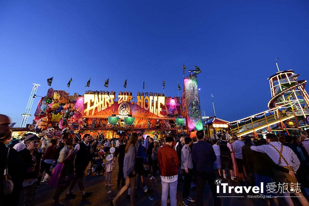 《德國慕尼黑啤酒節》The Munich Oktoberfest 醉歡狂飲,節慶直擊與行程心得分享!