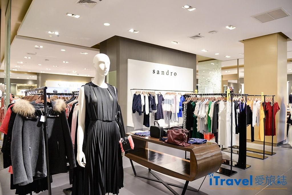 《曼谷購物中心》Central Chidlom 曼谷精品時尚重要指標,泰國品牌獨家進駐。