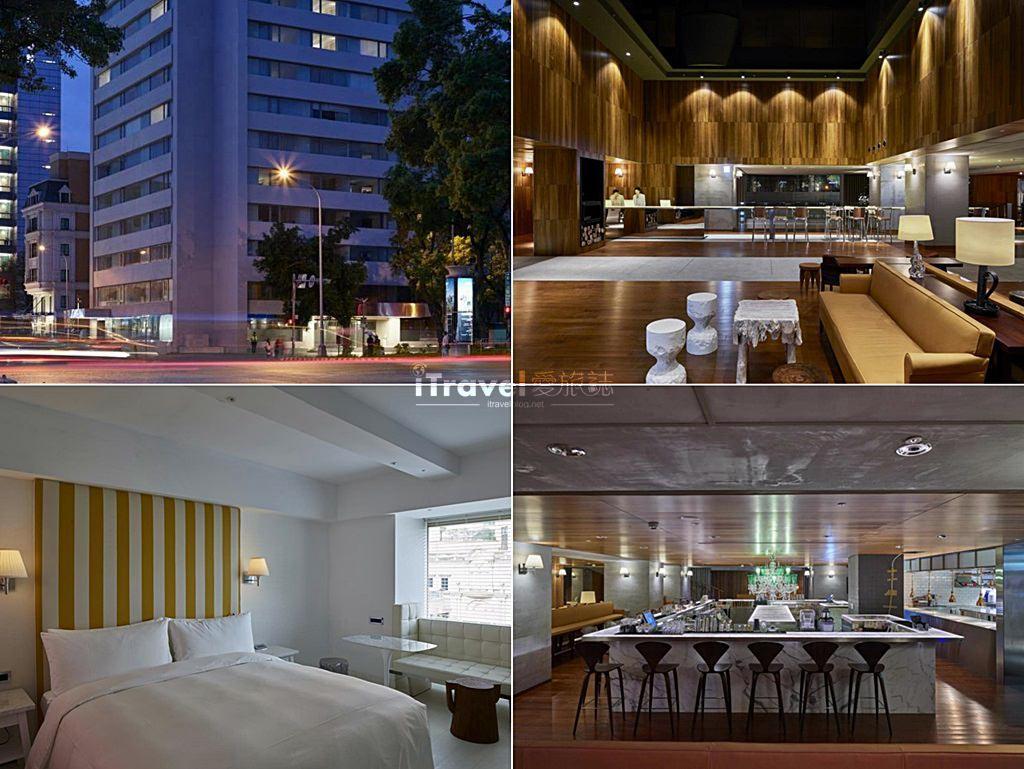 《台北訂房筆記》2016年9間台北全新開業星級酒店.飯店推介,2017年台北自由行新選擇!