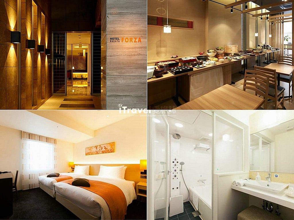 《福岡訂房筆記》Top 10 博多車站評價最佳飯店推薦:10間出站步行2分鐘的優質酒店推介。