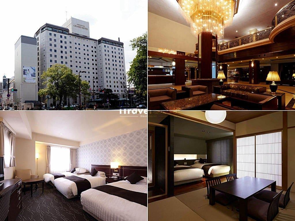 《福岡訂房筆記》Top 10 天神站評價最佳飯店:10間地下街步行3分鐘的優質酒店推介。
