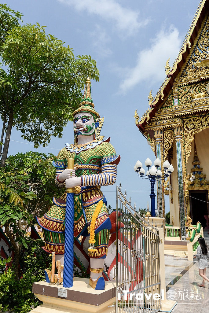 《蘇梅島景點推薦》富貴大佛、彌勒佛、千手觀音、泰國廟:蘇美島北景點順遊,齊聚多元化信仰。