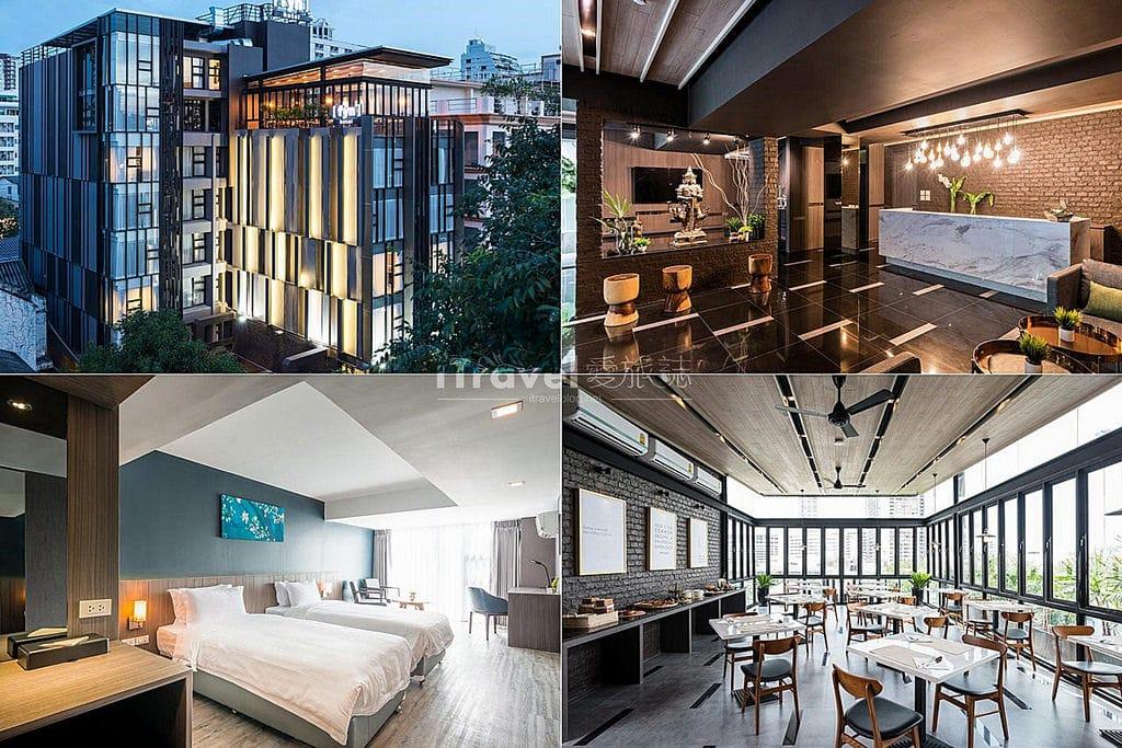 《曼谷訂房筆記》2016年65間全新開業平價酒店.旅館與青年旅社,2017年省錢住宿新選擇。