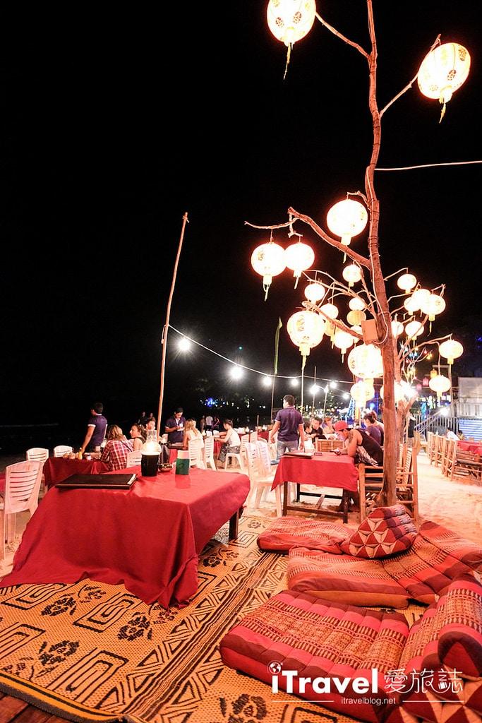 《沙美島美食推薦》Sea Breeze @Samed:沙美海灘餐廳共享燭光晚餐,大啖碳烤海鮮料理。